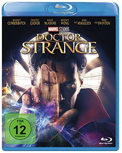 Doctor Strange [Blu-Ray] 1-Disc, Amazon