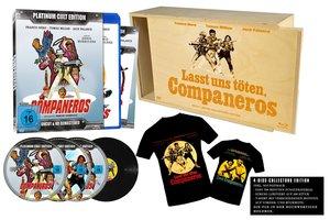 Limited Companeros Sonderedition - nur 500 Stück - 30,90 Euro