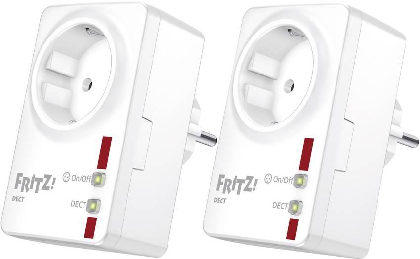 [Digitalo] AVM Schaltsteckdose Innenbereich FRITZ!DECT 200 2er Set - 79,99 € inkl. Versand (Idealo: einzeln 43 €)