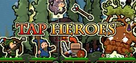 [STEAM] Tap Heroes (Sammelkarten) @Golden Giveaways
