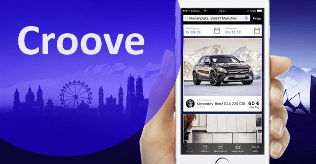[Croove] 50 EUR Amazon Gutschein für Anmeldung & Auto zur Vermietung einstellen