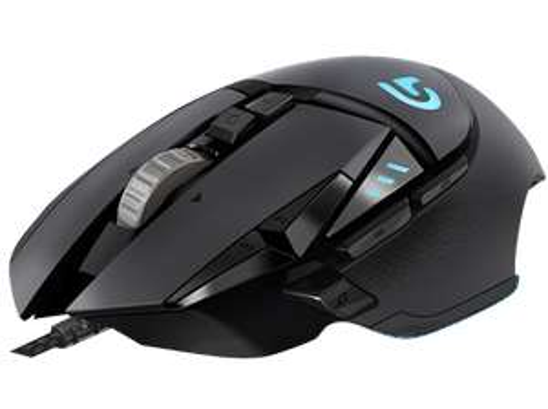 [Mediamarkt] LOGITECH G502 Proteus Spectrum Gaming-Maus für 44,-€ Versandkostenfrei