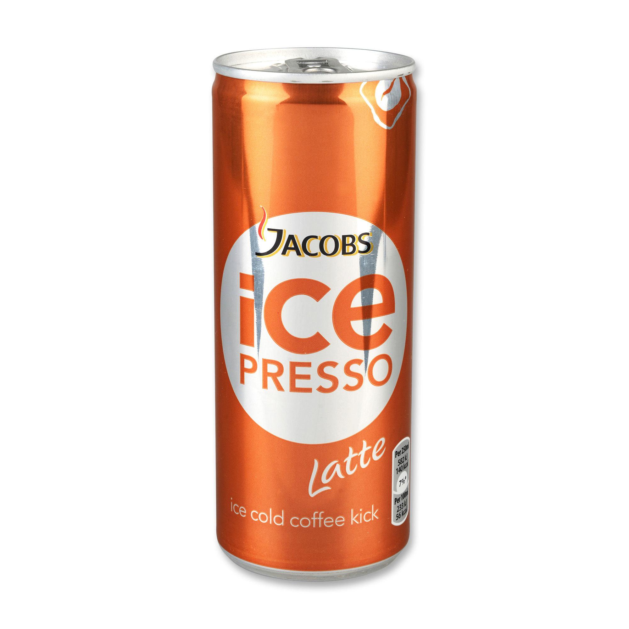 (lokal) Postenbörse Bünde: Jacobs icepresso 0,25l-Dose für 0,10€ statt für z.B. 1,19€