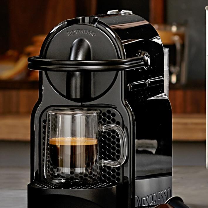DELONGHI Nespresso Inissia Kapselmaschine Schwarz oder Cream White (mit Direktabzug von 20 € sowie inkl. 40 € Nespresso-Club-Guthaben) [MediaMarkt]