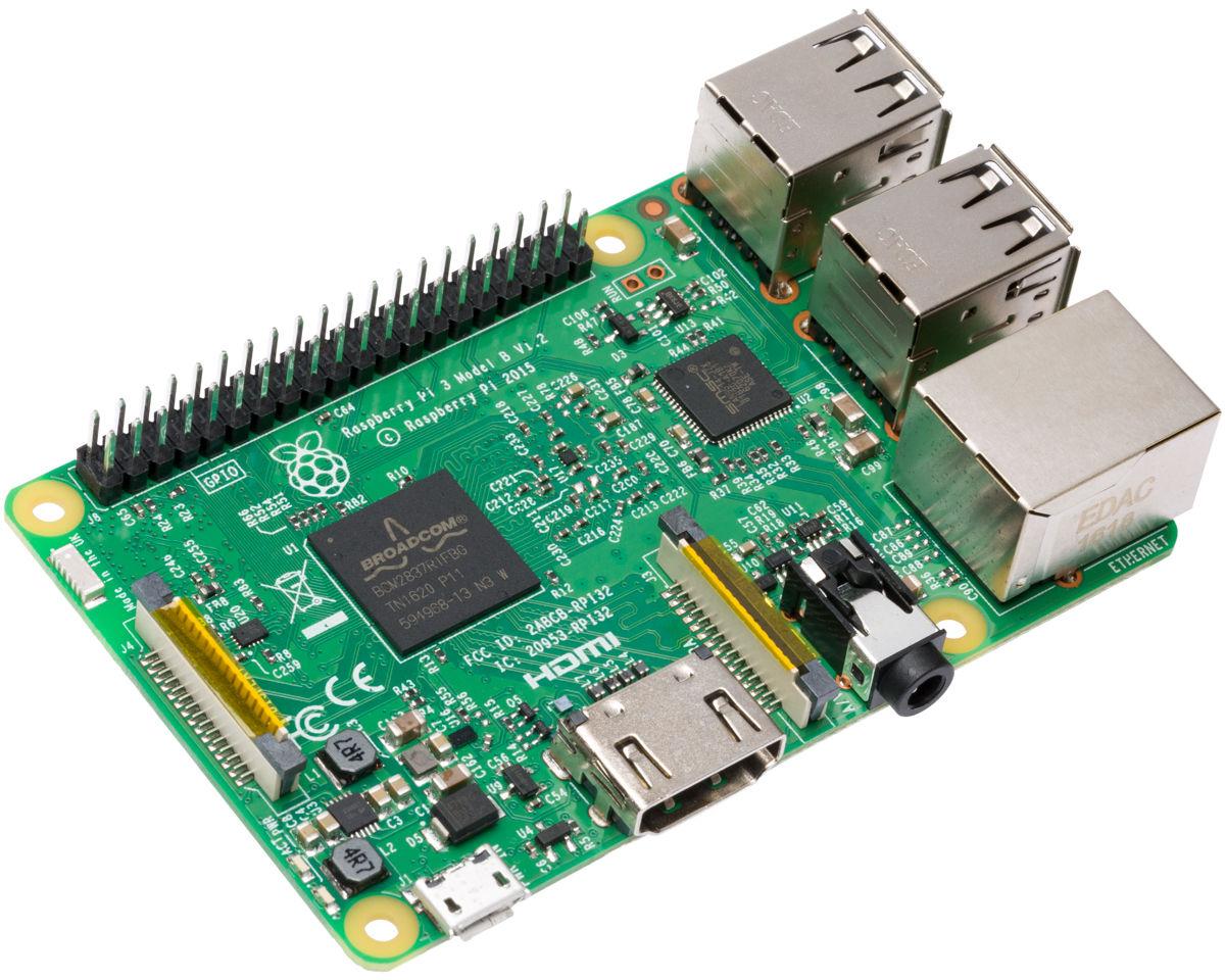 Raspberry Pi 3 zum Bestpreis von 22,32€ [arrow]