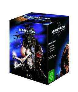 [amazon.de] Babylon 5 Complete Collection (DVD)