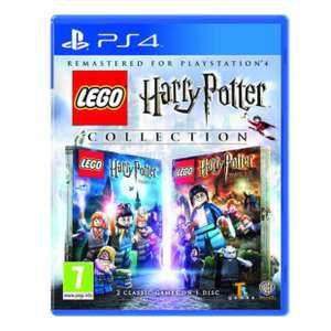 Harry Potter: The Collection (PS4) für 18,76€
