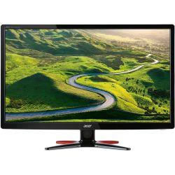 [cyberport] Acer Predator G246HLFBID - 24 Zoll LED-Monitor (TN, VGA, DVI, HDMI, 1ms, 6bit + FRC, 60 Hz, EEK A) in schwarz/rot
