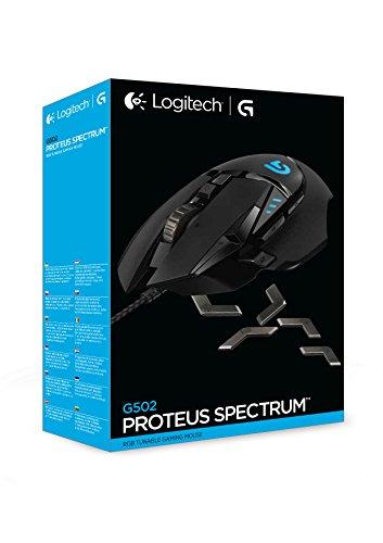 [Amazon] Logitech G502 Proteus Spectrum RGB (Auch als WHD für 38,72€)
