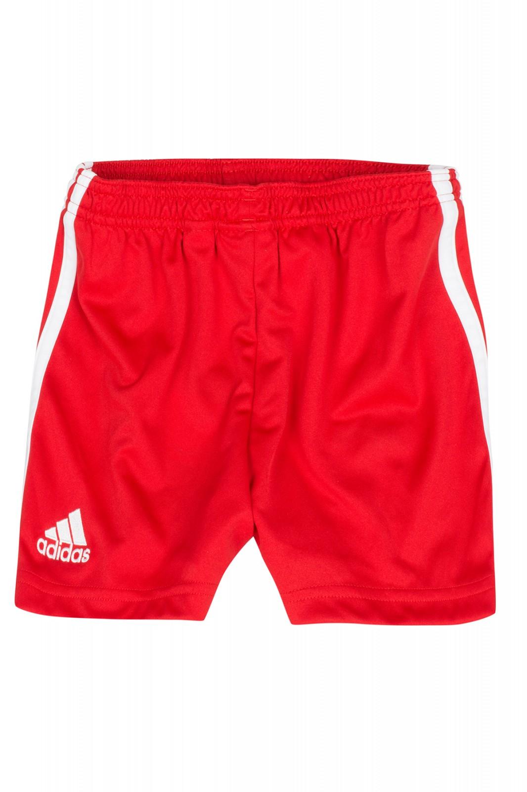 adidas Liverpool Shorts für Kinder (Gr. 92,104, 116) in Rot