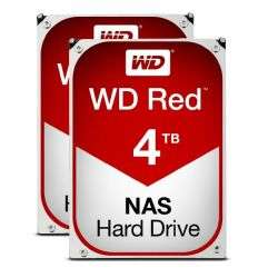 [CyberDeals] WD Red 2er Set WD40EFRX - 4TB 5400rpm 64MB 3.5zoll SATA600
