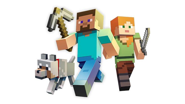 Xbox Kostenloses Multiplayer Wochenende und Minecraft Xbox One gratis spielen ab sofort bis Sonntag