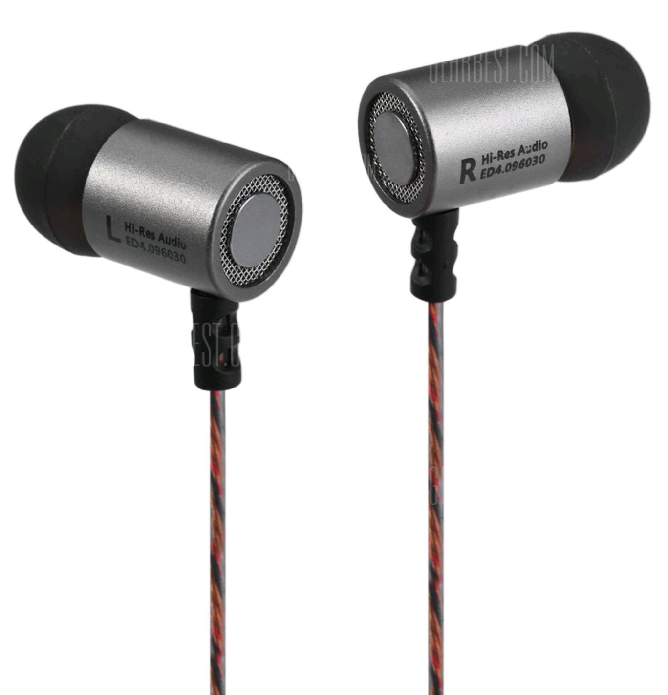 KZ ED4 Inears Ohrstöpsel Headphones Earphones-Gearbest