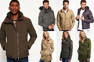 Neue Superdry für Männer & Frauen Jacken Versch. Modelle & Farben 46,95€ statt 119,95€ [@superdry-store]  [@Ebay]