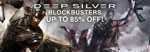 Gamersgate: Deep Silver Sale z.B. Metro Redux Bundle (Steam) für 5,96€, Ryse: Son of Rome (Steam) für 3,57€, uvm.