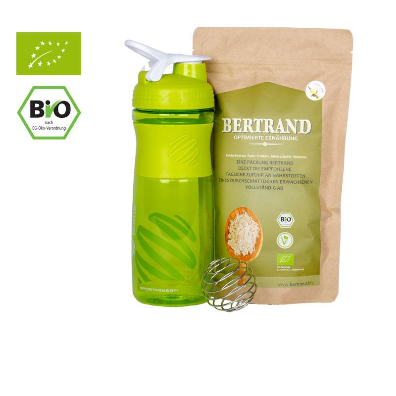 Bertrand bio (Soylent) 5% Gutschein (Neukunden) organic meal replacement