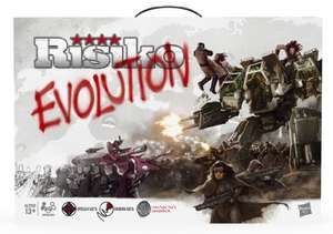 Hasbro Risiko Evolution (Brettspiel) für 29,99€ (Amazon.de)