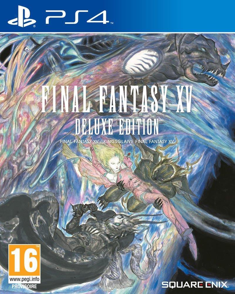 Final Fantasy XV Deluxe Edition (PS4) für 63,45€ (Amazon.fr)
