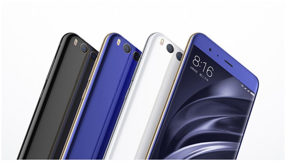 [TradingShenzhen] Xiaomi Mi 6 [5.15', SD835, 128GB/6GB, 3350mAh, Dual-Kamera, kein Band 20]