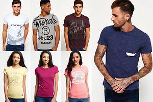 Neues Superdry für Männer und Frauen T-shirts Versch. Modelle und Farben 14,95€ statt 34,95€  [@superdry-store] [@Ebay]