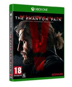 Metal Gear Solid 5: The Phantom Pain (Xbox One) für 9,99€ (Microsoft)