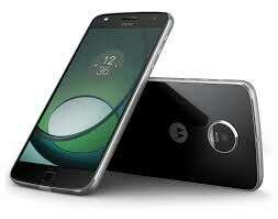 Lenovo Moto Z Play 259€ weiß/gold 32GB