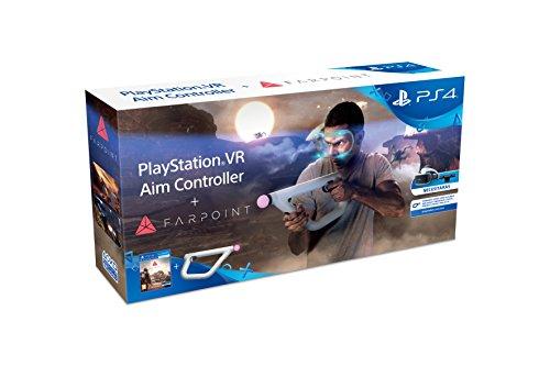 [AMAZON.ES]PS VR / PS4 Farpoint inkl.Aim Controller für 83,14€ inkl. Versand