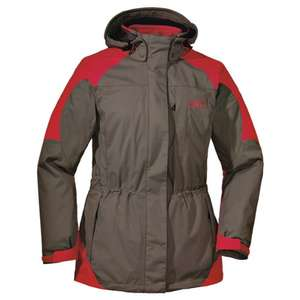 Jack Wolfskin Damen 3in1-jacke Crystal Mountain Women Gr. S