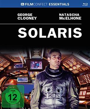 Solaris (2002) (Filmconfect Essentials Mediabook) (Blu-ray + DVD Original Solaris 1972) für 14,94€ inkl. VSK (CeDe)