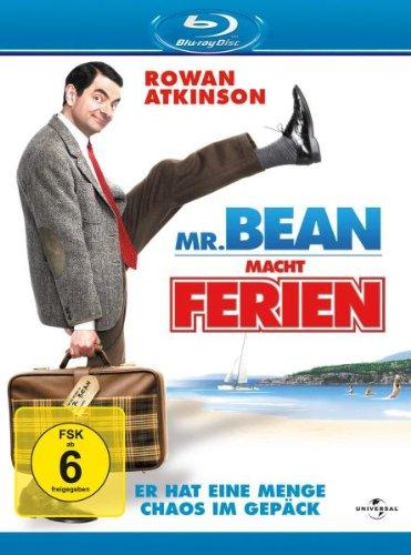 [Amazon Prime] Mr. Bean macht Ferien [Blu-ray]