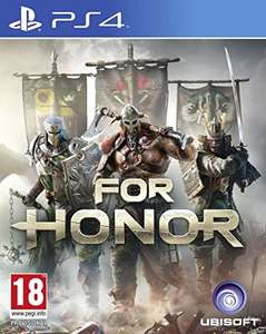 [amazon.es] For Honor (PS4)