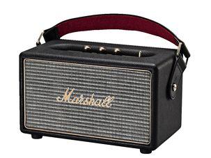 Marshall Kilburn portabler Bluetooth Lautsprecher schwarz für 173,18€ [clasohlson]