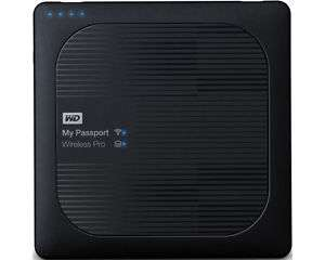 WD My Passport Wireless Pro - drahtlose tragbare 2 TB externe Festplatte