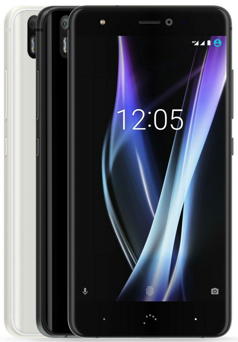Bq Aquaris x 32 GB Mineral schwarz