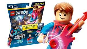 [Amazon.it] Lego Dimensions Level Packs 71201 (Zurück in die Zukunft), 71202 (The Simpsons) & 71228 (Ghostbusters) für je 9,99€ zzgl. VSK