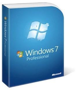 Windows 7 Professional 64bit für EUR 38,90