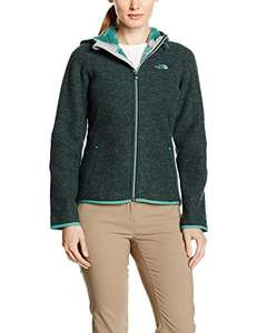 The North Face Damen W Zermatt Full Zip Hoodie Pullover-Jacke Gr. S