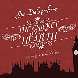 Hörbuch The Cricket on the Hearth von Charles Dickens gratis statt 8,95€ bei Audible.com