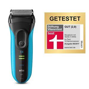 Braun 3040s Rasierer zum Hammerpreis (10.-€ Cashback durch Braun) - UVP 119.-€