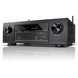 Denon AVR-X1300W 7.2 AV Receiver mit 4K , DLNA, BT & WLan, 3D-Ready für 299,90€ (eBay)