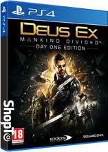 Deus Ex: Mankind Divided (PS4) für 9,14€ (Shopto)