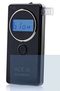 WHD Amazon ACE Alkoholtester III Basic, Preisersparnis ca. 65%