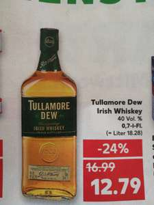 [Kaufland] Tullamore Dew Irish Whiskey 0,7 Liter