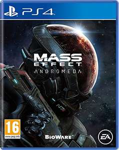 Mass Effect: Andromeda (PS4) für 38,22€ (Amazon.es)