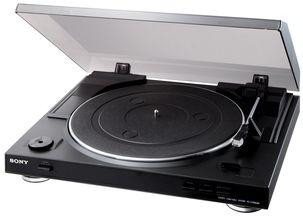 USB-Plattenspieler, Sony PS-LX300USB für 105,95€