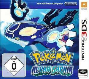 [Gamestop] Pokemon Alpha Saphir/Omega Rubin (3DS) 24,99€