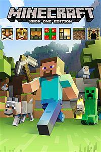 Minecraft: Xbox One Edition Favourites-Paket (oder 13€ :p)