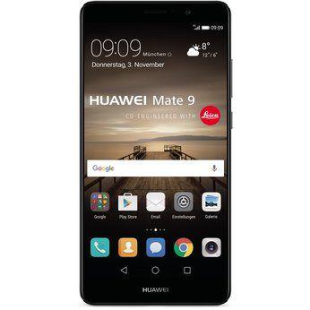 HuaweiMate 9 Dual-SIM T-Mobile Smartphone schwarz