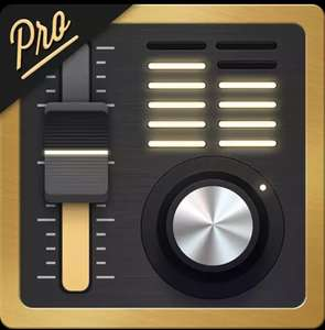 [Android] Musik Player: Equalizer + Pro GRATIS statt 3,99€