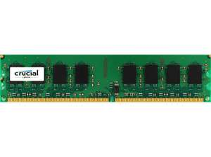 [Media Markt] Crucial DIMM 8GB, DDR3L-1600, CL11 (CT102464BD160B)